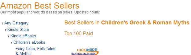 Amazon best seller header 12-26