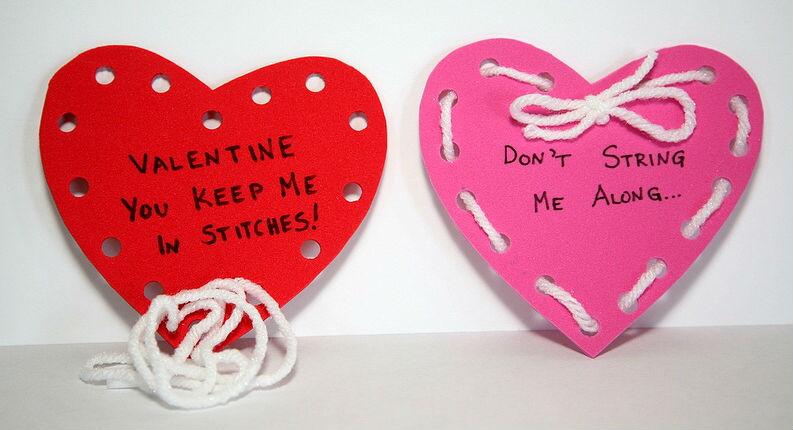 stictch valentines