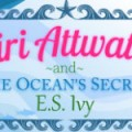 book cover design: Miri Attwater and the Ocean's Secret