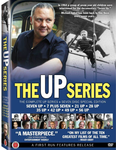 UP Series complete set DVD