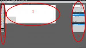 Pixlr tutorial: pixlr areas