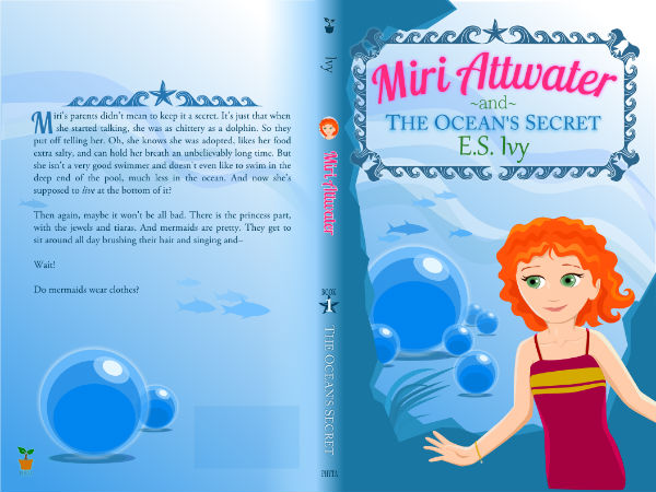 Miri Attwater and the Ocean's Secret Paperback cover