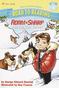 Best books for boys Adam Sharp