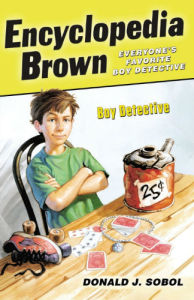 best books for boys Encyclopedia Brown 324x500