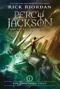 best books for boys Percy Jackson 338x500