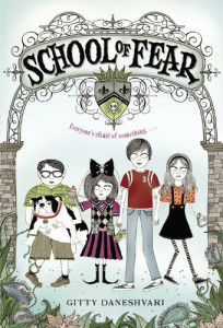 Best books for girls school of fear 340x500
