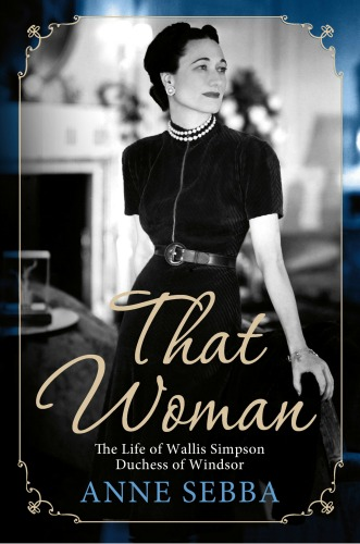 that woman - Wallis Simpson